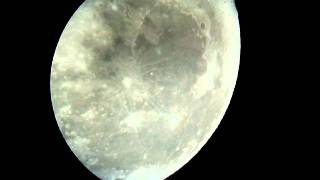 Moon on November 13, 2011.