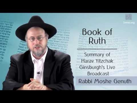 an analysis of the book of ruth in the bible