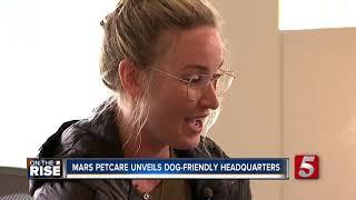 Mars Petcare unveils new dog-friendly headquarters