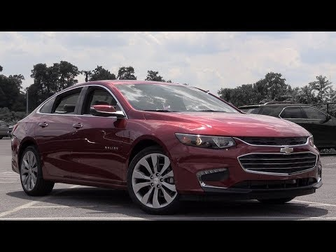 2018 Chevrolet Malibu: Review