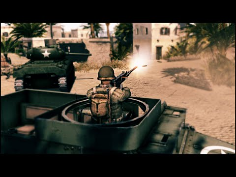 OPERATION TORCH - RobZ Realism Mod Gameplay