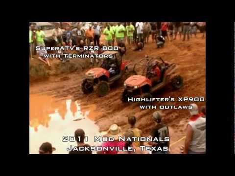 Terminator Tires - Championship Mud Racing - 2011 - Super ATV