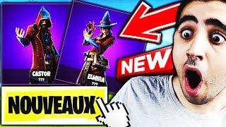 🔴DES NOUVEAUX SKIN MAGNIFIQUES, PROCHAINEMENT Sur Fortnite Battle Royale !!