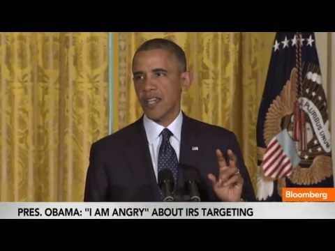 Obama Agenda Seen at Risk by IRS, Benghazi, AP Scandals
