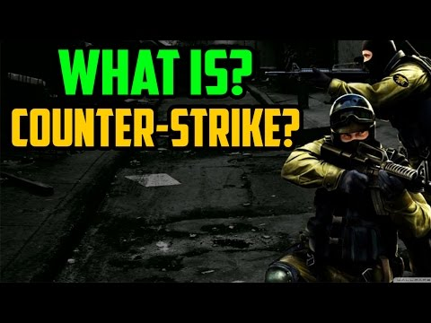 The History of Counter-Strike!