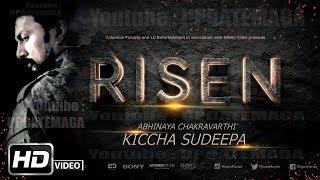 Kiccha Sudeep in Risen English Movie Kannada Actor, Sudeep Risen Trailler, Risen First Look,