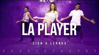 La Player Bandolera Zion Lennox Fitdance Life Coreografía Dance Audio