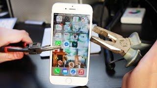 Минусы и Недостатки iPhone 6