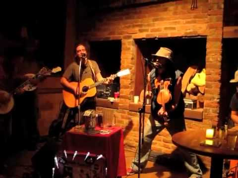 The Dusty Buskers at the Buckhorn Saloon & Opera House, Pinos Altos NM