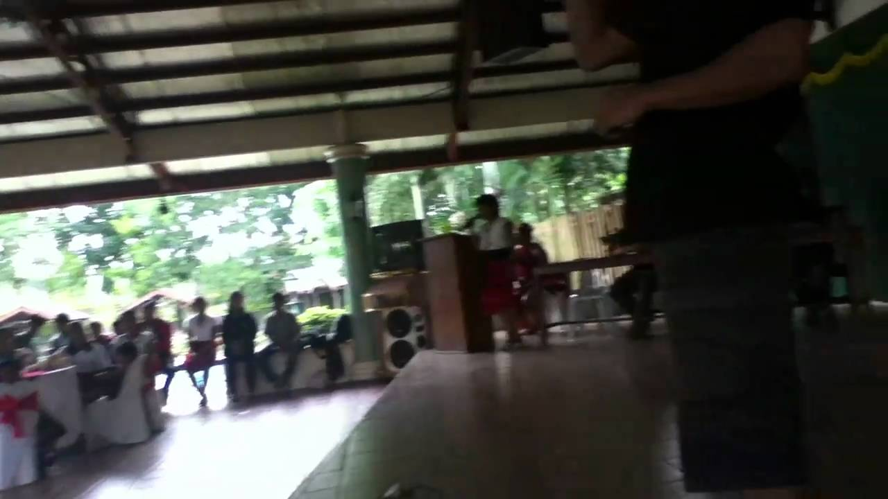 Christmas Party - Closing Remarks - YouTube