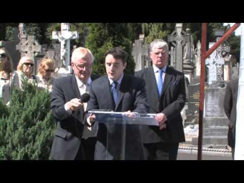 Michael Collins/Arthur Griffith Commemoration 2013