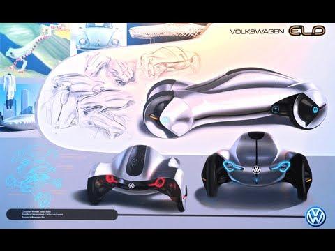 """VW-Designwettbewerb """"Talento"""