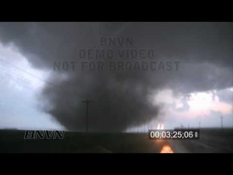 6/17/2009 Aurora, NE Tornado Video