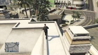Grand Theft Auto 5 - GTA 5 Online - Noob Hunter Part 1