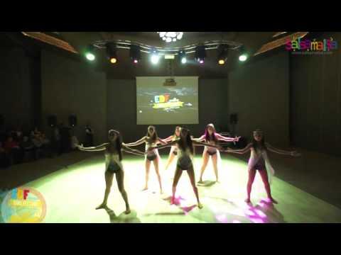 Eko Ladies Dance Performance - EDF 2016