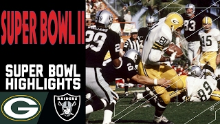 Super Bowl II Recap: Packers vs. Raiders | NFL