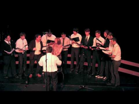 2010 University of San Francisco - Men's Voices - Sherry Video