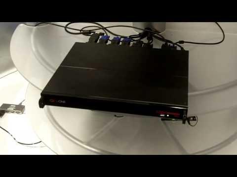 InfoComm 2014: tvONE Demonstrates its Video Windmill
