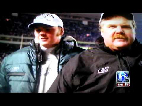 Andy Reid's Son Garrett Reid found Dead WPVI Action News.