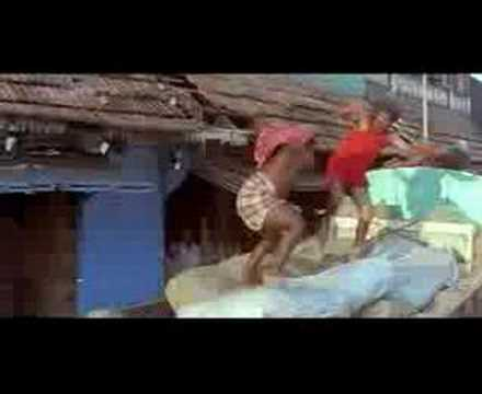 Mohanlals superb fight in Spadikam