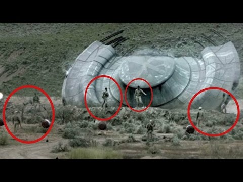 👽 НЛО десант в Бразилии - видео очевидцев 2017 (UFO)