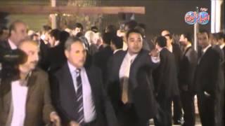 رئيس الوزراء ابراهيم محلب يفتتح القلعة الحمراء بمدينة الشيخ زايد