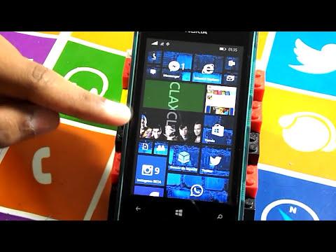 Regresar al viejo reproductor de Windows Phone 8