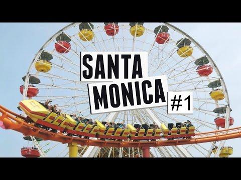 Aventuras em Santa Monica Pier #IgorTakeLA Ep.1