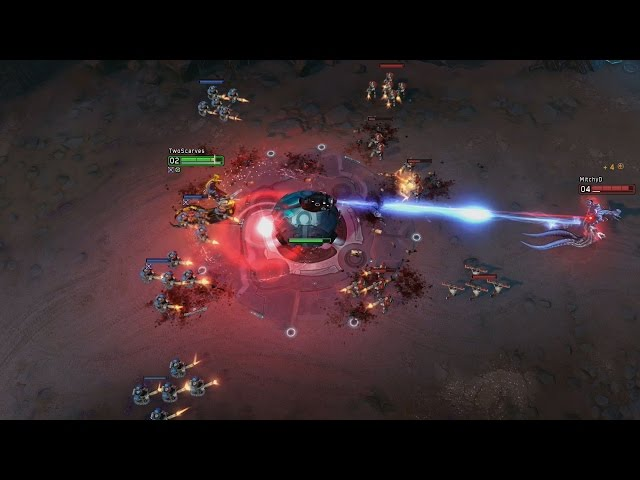 Supernova: How to Obliterate Everyone as Slith