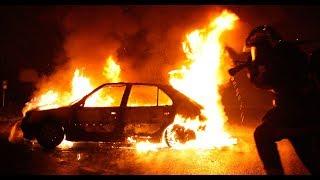 Nghịch ngu tự đốt trụi xe luôn vì thử xem xăng xịn hay fake