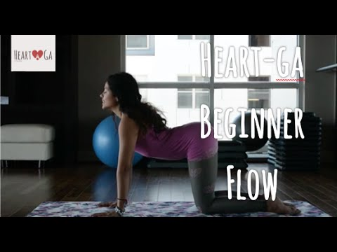 Heart ga Beginner Flow