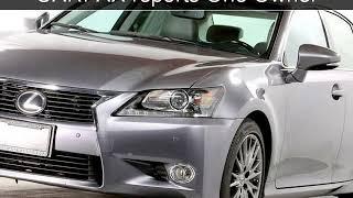 2013 Lexus GS 350  Used Cars - Burbank,California - 2019-01-20