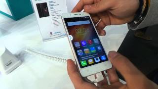 Hisense L676 preview • InsideGeek.it - MWC 2016