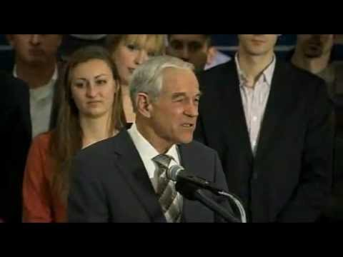 Ron Paul Virginia Rally Part 2