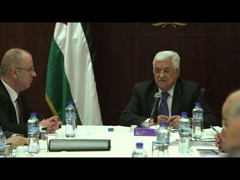 Pas de solution à deux Etats possible avec Netanyahu (Abbas)