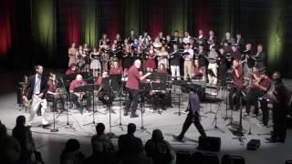Download Lagu Roanoke College Choir & Roanoke College Jazz Ensemble - Blue Skies Gratis STAFABAND