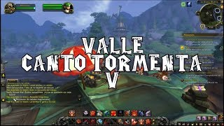 World of Warcraft Battle for Azeroth español latino (21) - Valle Canto Tormenta 5