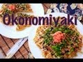 Okonomiyaki Recipe  Vegan