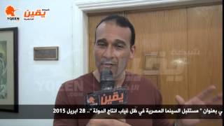 لقاء مع الفنان مجدي رشوان