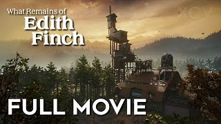 What Remains of Edith Finch FULL MOVIE | PC 60fps (Complete Walkthrough)