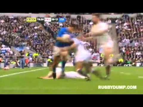 Rugby: Epic Tackles