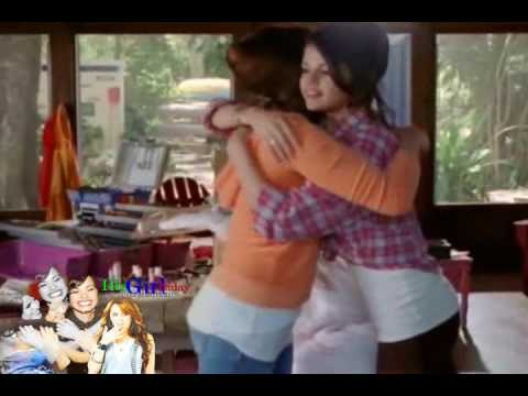 his girl friday -- selena/miley/demi