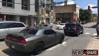 Charlottesville Car Attack: Full Livestream