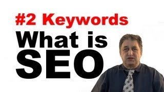 #2 SEO Tutorials for Beginners | Keywords and Search Engine Optimization (SEO)