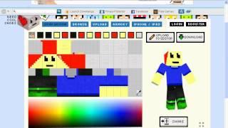 Minecraft skin yapımı-Minecraft Rehberi