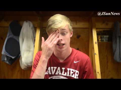 VIDEO: Crockett County High School Super Senior Nolan Porter