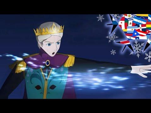 Frozen: Una Aventura Congelada - Libre Soy - ENRIQUE SALDIVAR Spanish