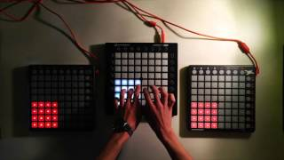 Aero Chord Surface Triple Launchpad D