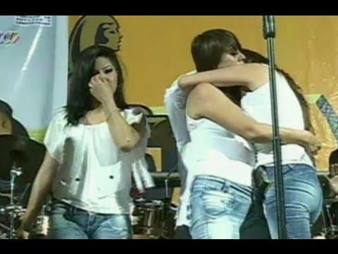 Corazón Serrano brindó un concierto de despedida a Edita Guerrero