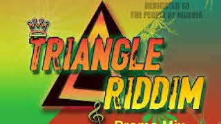 Triangle Riddim Mix (Full, Aug 2018) Feat. Jah Bully, Al Pancho, Bas360, Don Bizzle.